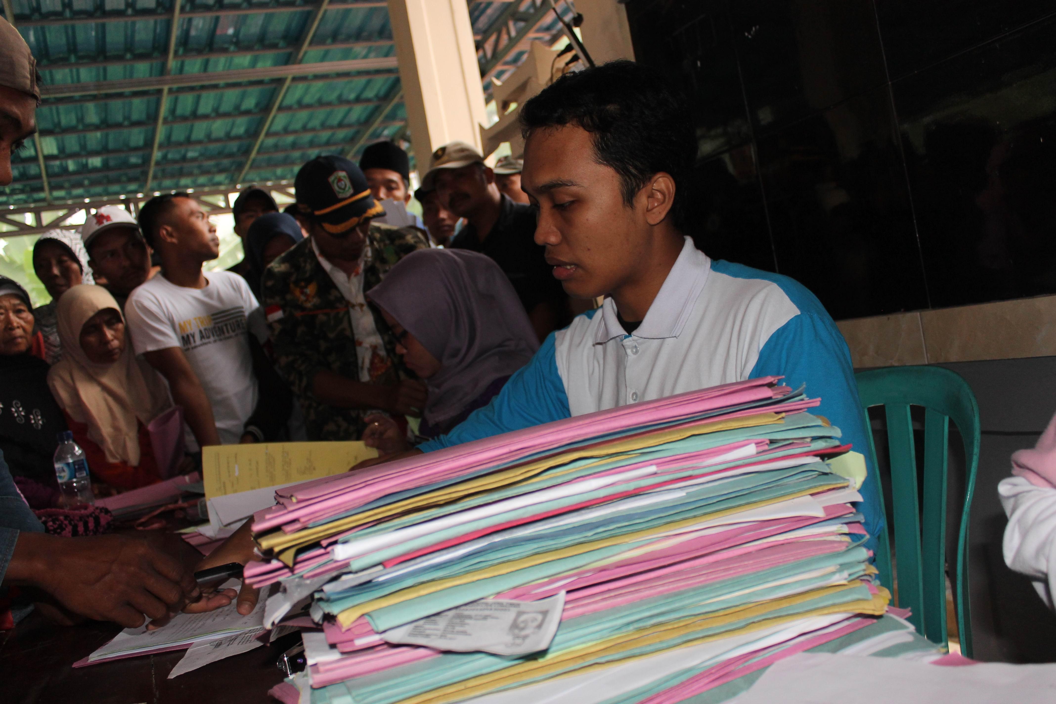 Roadshow Pelayanan Adminduk Hari Ke-14 : Desa Jenggrong Kecamatan Ranuyoso