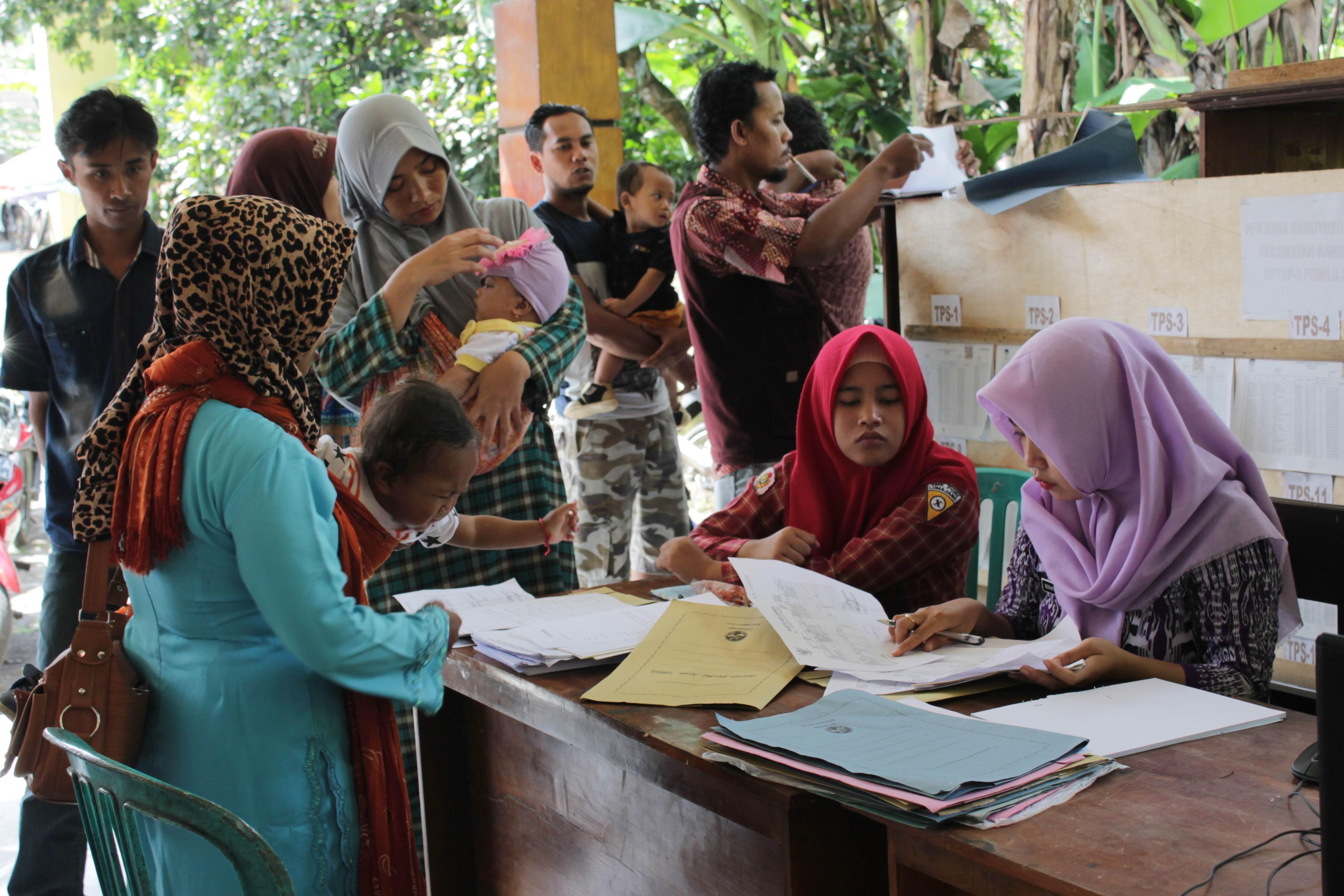 Roadshow Pelayanan Adminduk Hari Ke-17 : Desa Ranuyoso Kecamatan Ranuyoso