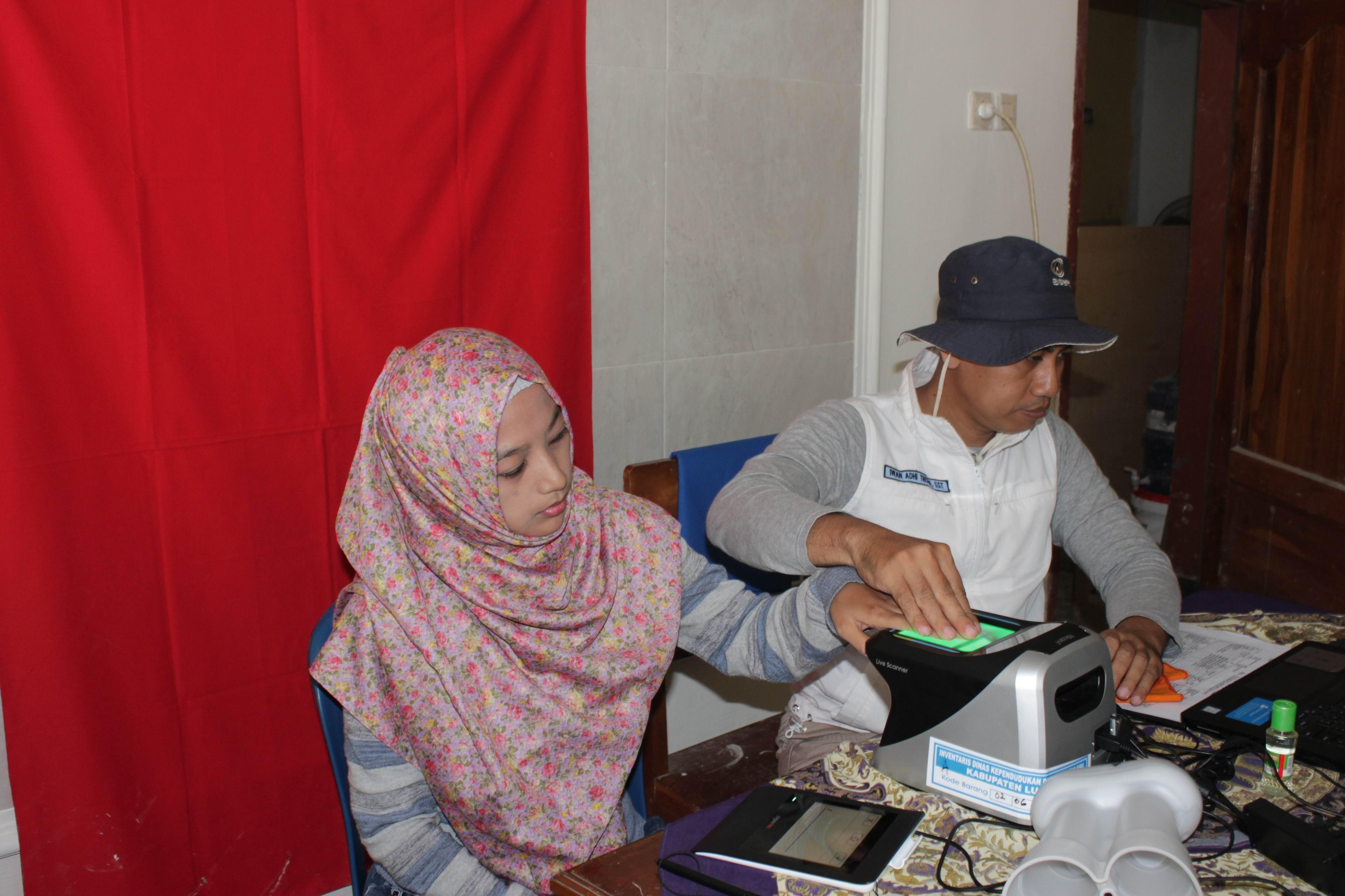 Roadshow Pelayanan Adminduk Hari Ke-18 : Desa Wates Wetan Kecamatan Ranuyoso