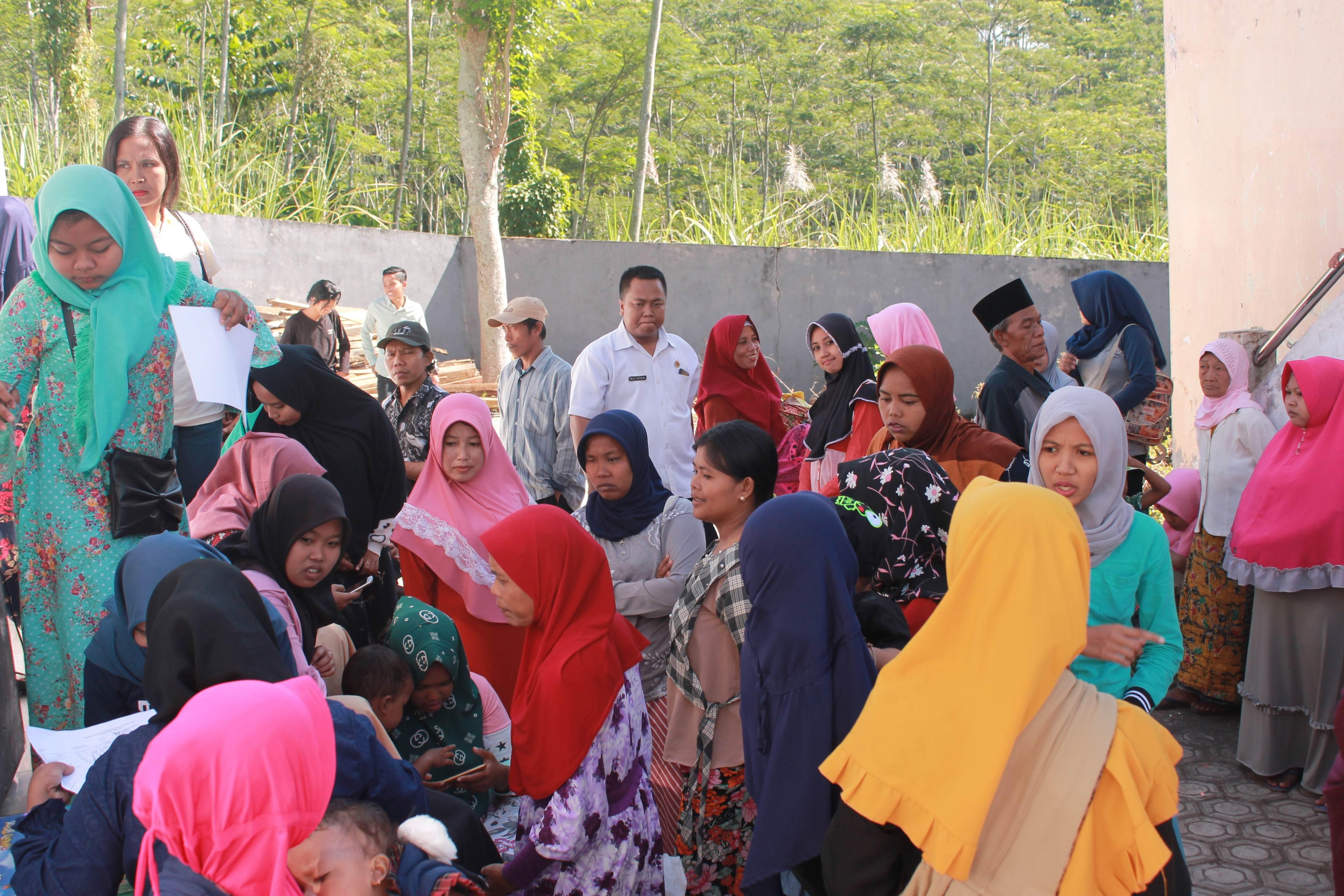 Roadshow Pelayanan Adminduk Hari Ke-3 : Desa Bandaran Kecamatan Kedungjajang